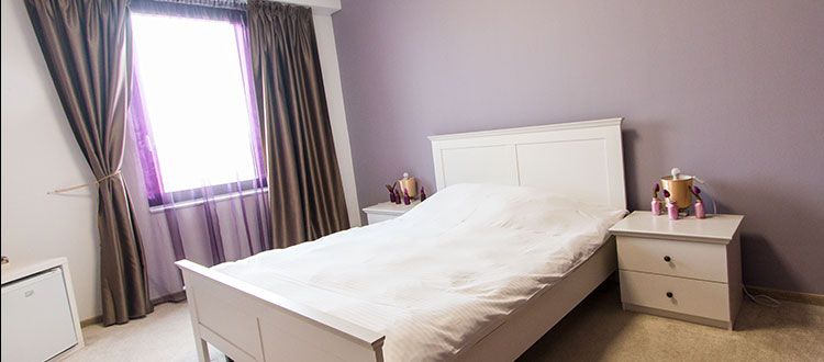 Bed Junior suite